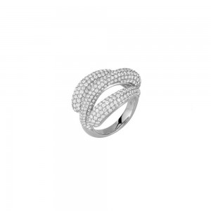 Triadra 18K Gold & Diamond Ring